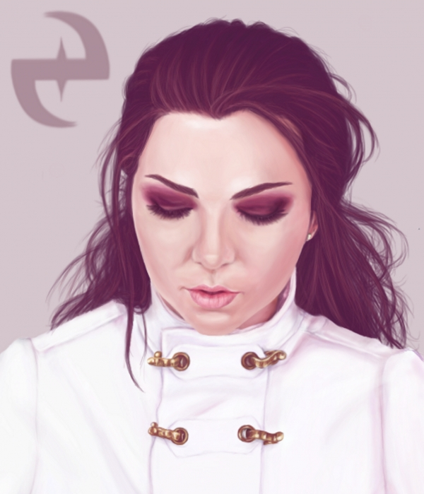 Amy Lee by aerialish